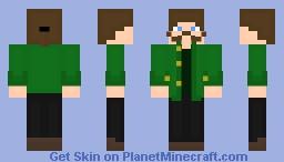 Simple Man Minecraft Skin