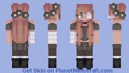 やきもち Minecraft Skin