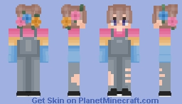 Pan Pride Minecraft