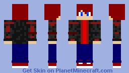 Fonix Minecraft Skin