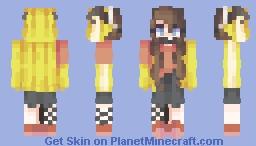 熟/甘蕉 Minecraft Skin