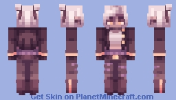 "★¢нαвιℓυℓυ★""Creamy biscuits"" [CE] Alli_'s contest Minecraft Skin"