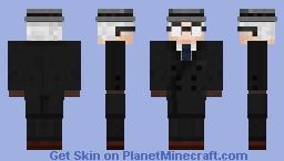 Yuri Andropov Minecraft