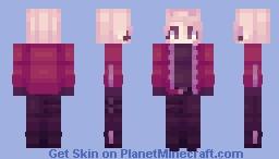 Bonjour, Baby || Request Minecraft Skin