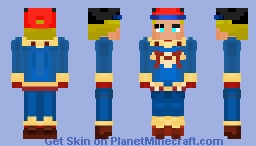 Miracle Man Minecraft