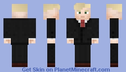 Request from The MC Hub - Guy in a business suit Minecraft Skin