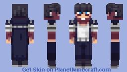 Dabi (My Hero Academia) Minecraft Skin