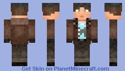 Momo ( Syberia I ) Minecraft Skin