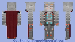 Thor (Destroyer Armor) Minecraft