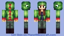 DinowCookie dino hoodie Minecraft