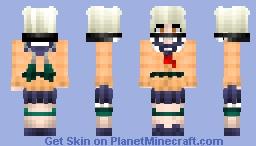 Himiko Toga | Boku no Hero Minecraft Skin
