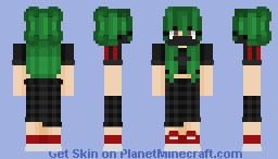 edgy queen Minecraft Skin