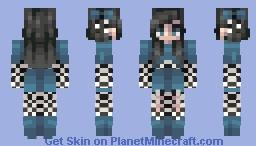 ♥L3Δ♥ / Finish line Minecraft Skin