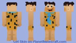 ﴾ξꭚꞕꝍ₮₮ἷ﴿ Fred Flintstone Minecraft
