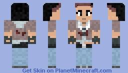 Half Life 2 Alyx Vance Minecraft Skin