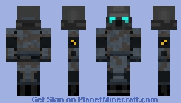 Half Life 2 Soldier Minecraft Skin