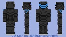 Halo cele Minecraft Skin