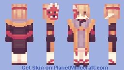 Hannya || Onmyoji Minecraft Skin