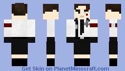 Helga Von Bulow Minecraft Skin