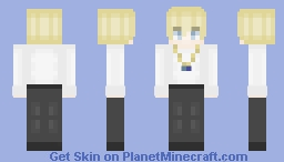 [ Howl's Moving Castle ] Master Howl Minecraft Skin