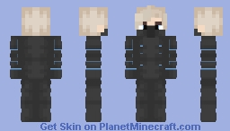 Ninja (Looks Better in 3D) Minecraft Skin