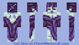 Agua Minecraft Skin