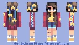starstruck Minecraft Skin