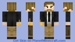 IRONFIST ( MCU ) ( DEFENDERS ) Minecraft Skin