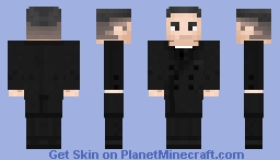 Jozef Tiso - WW2 Minecraft Skin