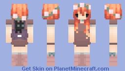 Kitten =ㅇㅅㅇ=  ~ Fenneko Minecraft Skin