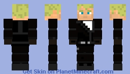Luke Skywalker (DEATH STAR) Minecraft Skin