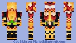 Kamen Rider Mars  仮面ライダーマルス Minecraft Skin
