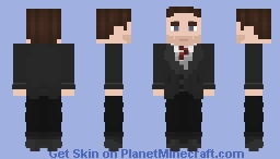 Eli Mills Jurassic World Fallen Kingdom Minecraft Skin