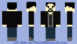Linkin Park ~ Mike Shinoda Minecraft Skin