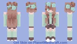 Sirea minty? Minecraft Skin