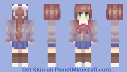 meanika Minecraft Skin