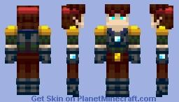 Jonnyminer716's skin 3.0 Minecraft Skin