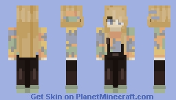 patchwork Minecraft Skin