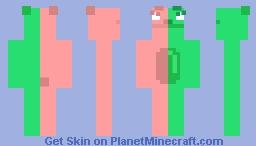 glistering melon Minecraft Skin