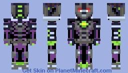 SHMMP BOT Minecraft Skin