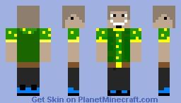 Spiffy Carl Minecraft Skin