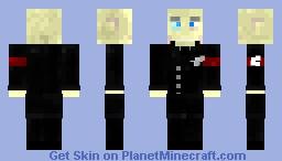 Wolfenstein: Deathshead (Original) Minecraft Skin