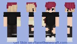 PUNKL0RD Minecraft Skin