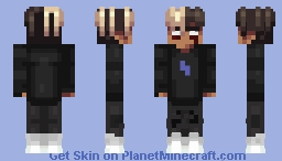 X ISNT DEAD HOES 2.0 Minecraft Skin