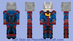 Ant-Man (Scott Lang) (Future Foundation) Minecraft