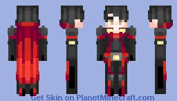 Wiccan || The Young Avengers || Skin Request Minecraft Skin