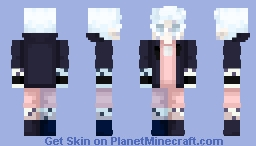 Dendritic Moss Agate | Gemsona Skin Request Minecraft Skin