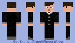 My actual skin Minecraft Skin