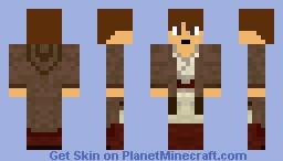 Jedi Padawan Masonskywalker12 Minecraft Skin