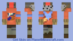 rustlord Minecraft Skin